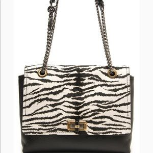 Lanvin Happy Zebra bag